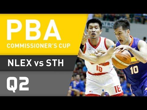 NLEX VS. STAR - Q2 | Commissioner's Cup 2016
