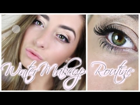 My Simple & Glam Winter Makeup Routine!