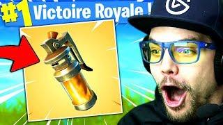 Nouvelle BOMBE EMPOISONNÉE sur FORTNITE: Battle Royale !!