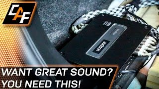What is a DSP? Why you need a Digital Signal Processor for Car Audio