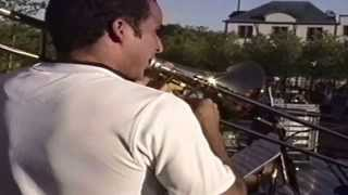 "Jimmy Delgado, Jimmy Bosch & Alfredito Valdez video by Jose Rivera ""1996"""
