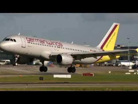 На юге франции разбился самолёт airbus a320