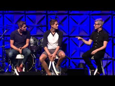 Tyler Oakley interviews Jack and Finn Harries (jacksgap)
