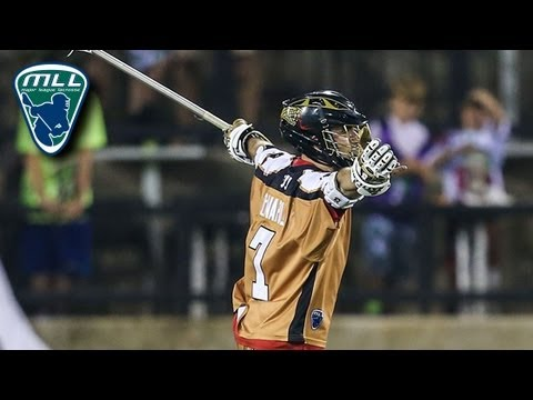 Week 6 MLL Highlights: Boston Cannons at Rochester Rattlers