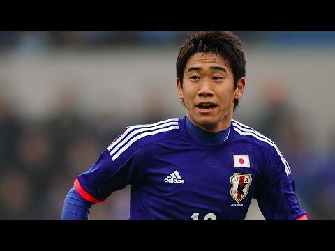 香川真司 -- Shinji Kagawa vs Tunisia -- Individual Highlights 27.03.2015