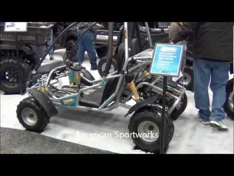Zircon 150cc Buggy Style Gokart