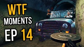 PUBG: WTF Moments Ep. 14