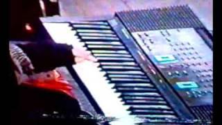 Lucho Zapata - Embustera (Show en Maipu - Año 1991)