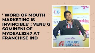 Word of mouth marketing is invincible