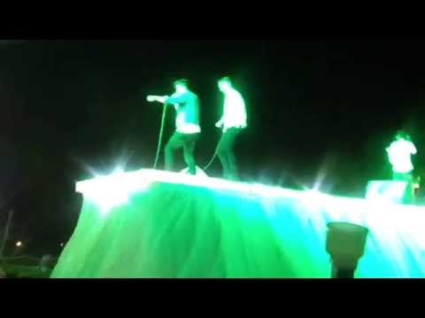 Akcent live perform in pakistan