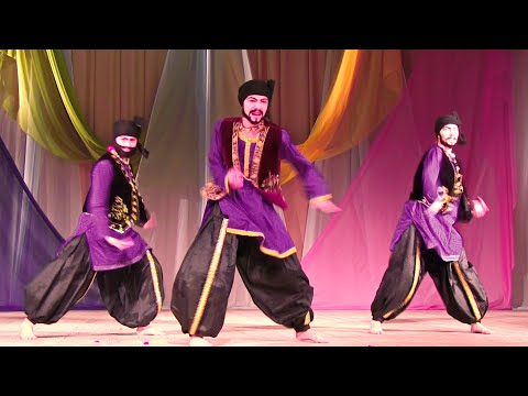 JATT HO GAYA SHARABI - Indian dance group MAYURI