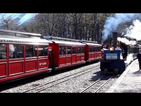 The train line was originally built to service the prison in Ushuaia (timber transport), and now operates as a heritage railway into the Tierra del Fuego National Park and is considered the...