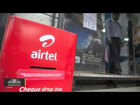 Airtel May Hike Mobile Call Rates - TOI