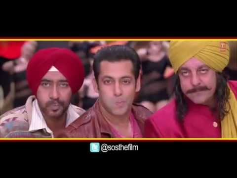 Po Po (full Video Song) [hd] - son Of Sardaar | Salman Khan, Sonakshi Sinha, Ajay Devgn video