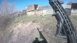 Airsoft Area 34 Gameplay