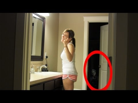 Real Life Paranormal Activity - Part 3 of 6