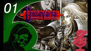 Castlevania : Symphony of The Night Part 1