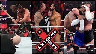 Review WWE Extreme Rules 2019: IL EST DE RETOUR!