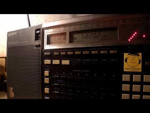 04 11 2015 RTE Radio 1 in English to SoAf 1930 on 5820 Madagascar