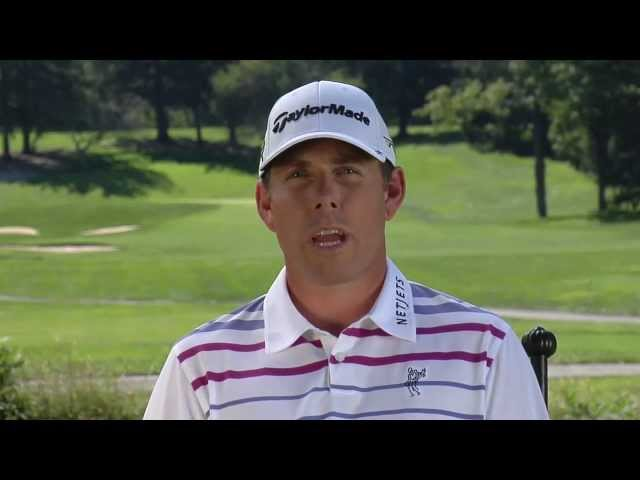 Justin Leonard: How to Chip from the Rough