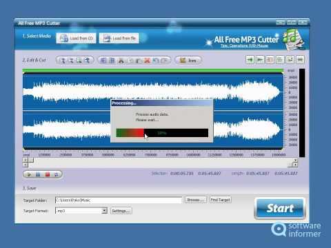All Free MP3 Cutter video tutorial
