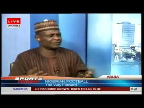 Maigari Says Better Days Ahead For Nigerian Footballer - Part 3