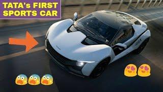 Tata FIRST Sports Car REVEALED | DC Avanti killer ! ! !