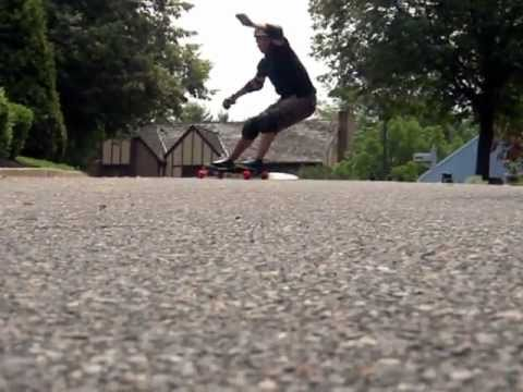 How to Avoid Flatspots - Nelson Longboards Trick Tips