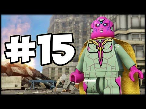 LEGO MARVEL AVENGERS - LBA - Episode 15 : Hulkling!