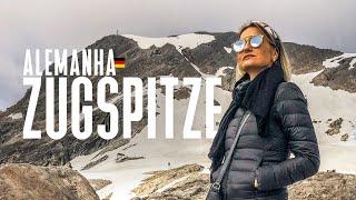 De Munique a Zugspitze - vlog de viagem na Europa