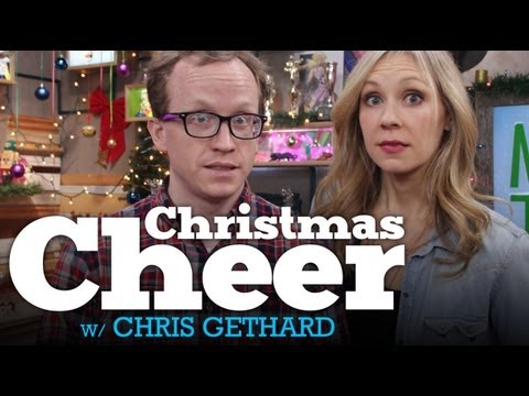 Holiday Extravaganza w/ Chris Gethard LIVE! - 12/12/12