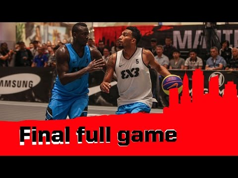 Manila West (PHI) v Doha (QAT) - Final Full Game - Manila Masters...