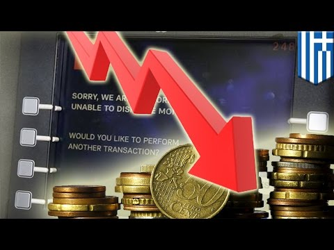 Greek bailout: Financial panic spreads across the country as EU bank cuts off support - TomoNews