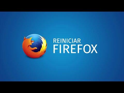 LA SOLUCIÓN a tus problemas en Firefox: #MiniserieFirefox Ep.3 Reiniciar