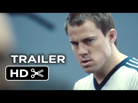 Foxcatcher Official Trailer #1 (2014) - Channing Tatum. Steve Carell Drama HD