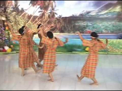 LAWISWIS KAWAYAN: Philippine Folk Dance