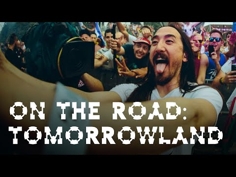 Tomorrowland 2014 Recap - On the Road w/ Steve Aoki #126
