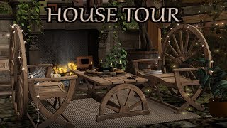 Second Life - House Tour - Ezra's place