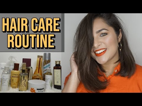 What I Do For SHINY HEALTHY Hair | My Hair Care Routine | Anubha