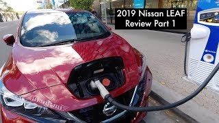Part 1: 2019 Nissan LEAF Review - First Impression