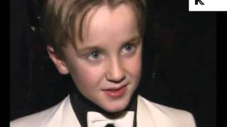 (2.04 MB) 1997 Interview with Tom Felton, Before He Was Draco Malfoy Mp3