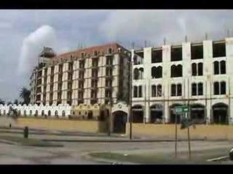 hotel construction panama