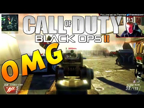 THE BIGGEST FEED OF MY LIFE! (Call Of Duty: Black Ops 2)