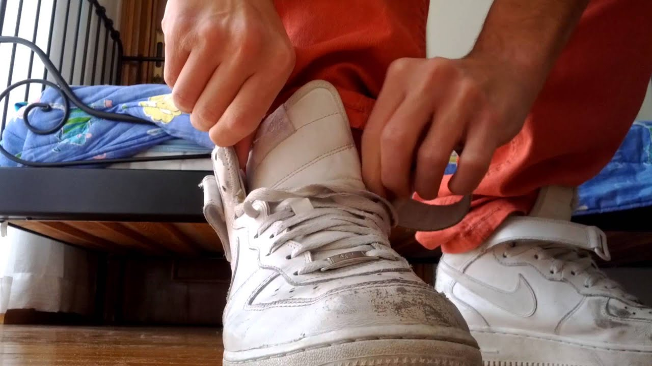 STYLING  Nike Air Force 1s  YouTube