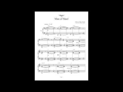 MAN OF STEEL (FLIGHT) - HANS ZIMMER
