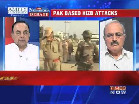 The Newshour Debate: Counter attack against terror? (Part 1 of 2)