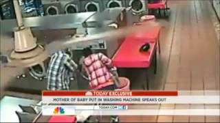 Mother Of Baby Put In Washer Speaks