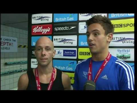 BBC Sport - Tom Daley and Peter Waterfield break GB record at Olympic diving trials