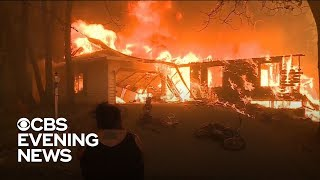 """Fire official in Northern California says """"everything is destroyed"""""""