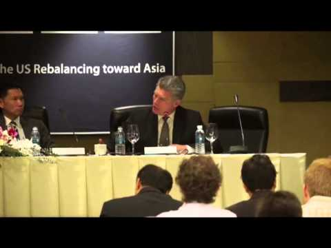 Asia Pacific Security in the next decade: The US Rebalancing toward Asia - Session 2